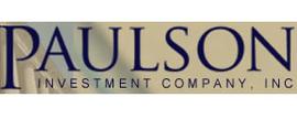 Paulson Investment Company