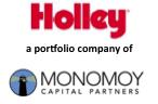 Holley a portfolio company of MONOMOY Capital Partners