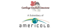 Carthage Crushed Limestone a subsidiary of Americold Realty Trust