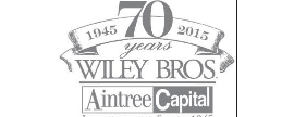 Wiley Bros.-Aintree Capital, LLC - Member SIPC