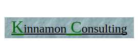 Kinnamon consulting