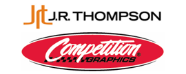 JR Thompson Company and Competition Graphics