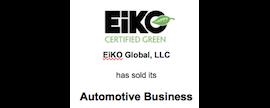 EiKO Global's Automotive Business