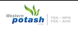 Western Potash Corp. (TSX:WPX)