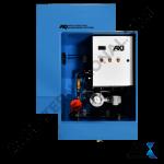 Fuel filling port system for bulk diesel fuel storage tanks.