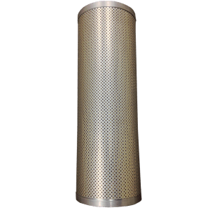 Filter cartridge for fuel polishing and maintenance systems.