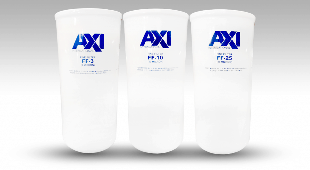 Fine fuel particulate filters for removing contamination and protecting the integrity of engine systems.