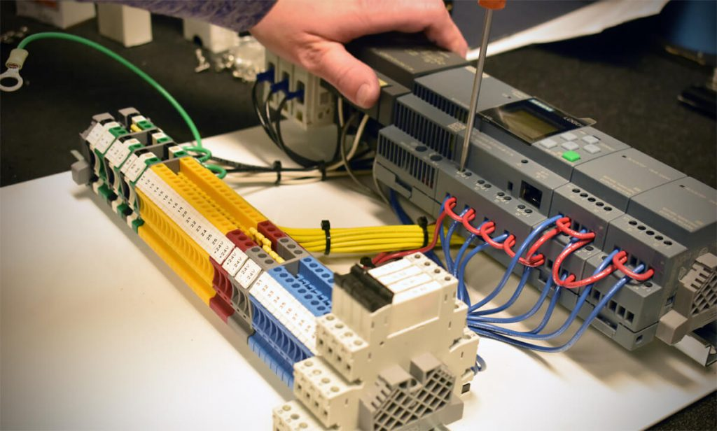 We engineer custom control panels and industrial control systems.