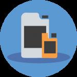 Image showing fuel additive bottles for Part 3: Alternative Methods to Reduce Emissions