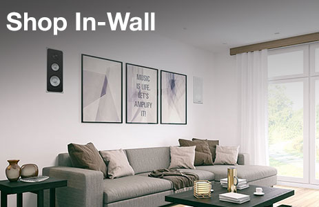 Shop In-Wall Speakers
