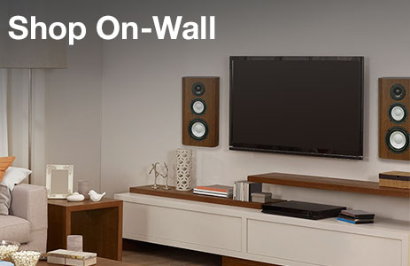Shop On-Wall Speakers