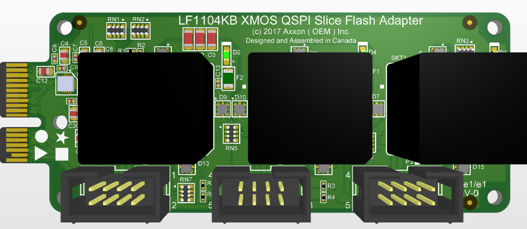 QSPI Flash programmer/ing - XCore Exchange