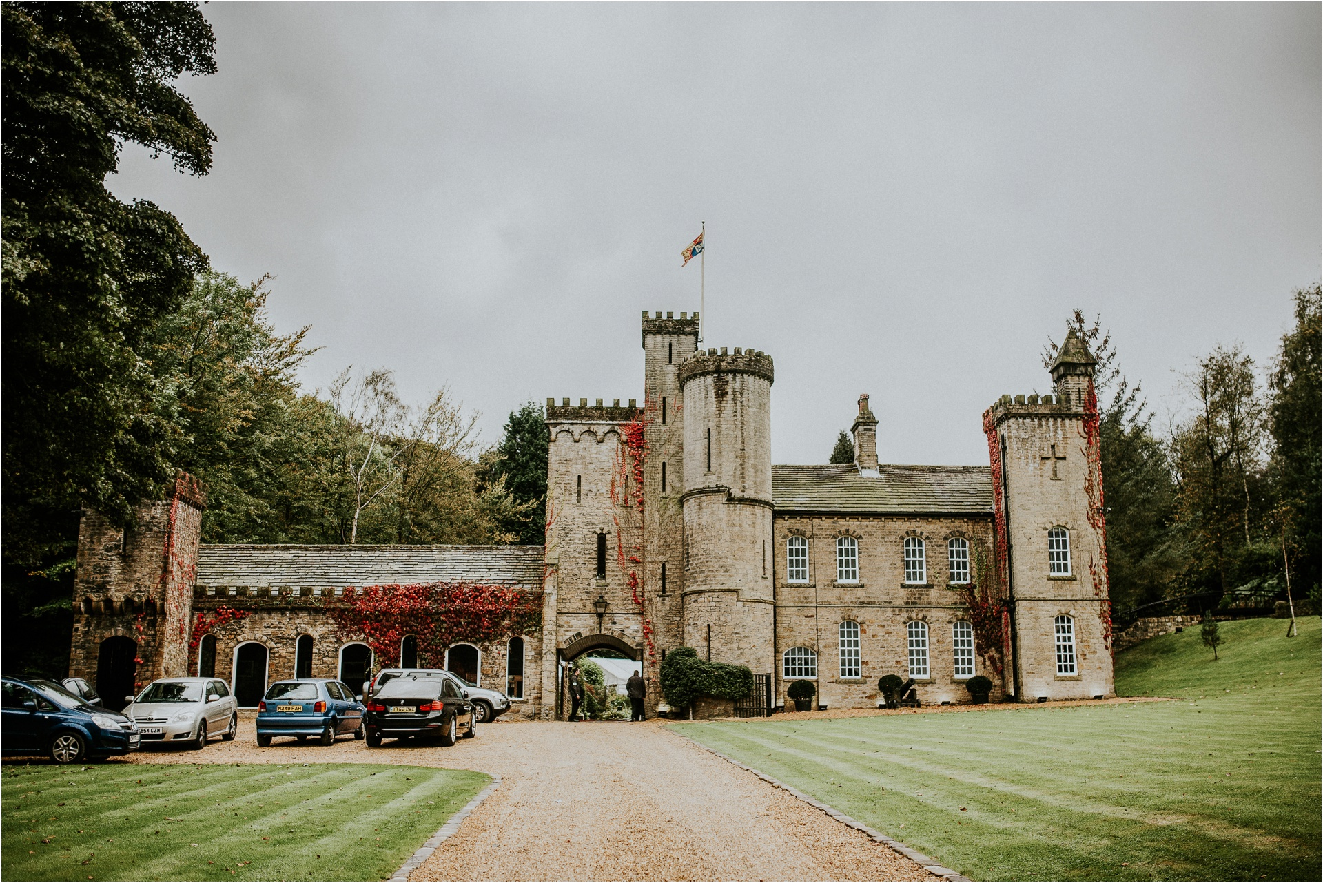 Beautiful same sex wedding at Carr Hall Castle in Yorkshire, autumn wedding, Castle, Carr Hall Castle,, Carr Hall Castle Wedding, Yorkshire Wedding photographer, same sex wedding photographer