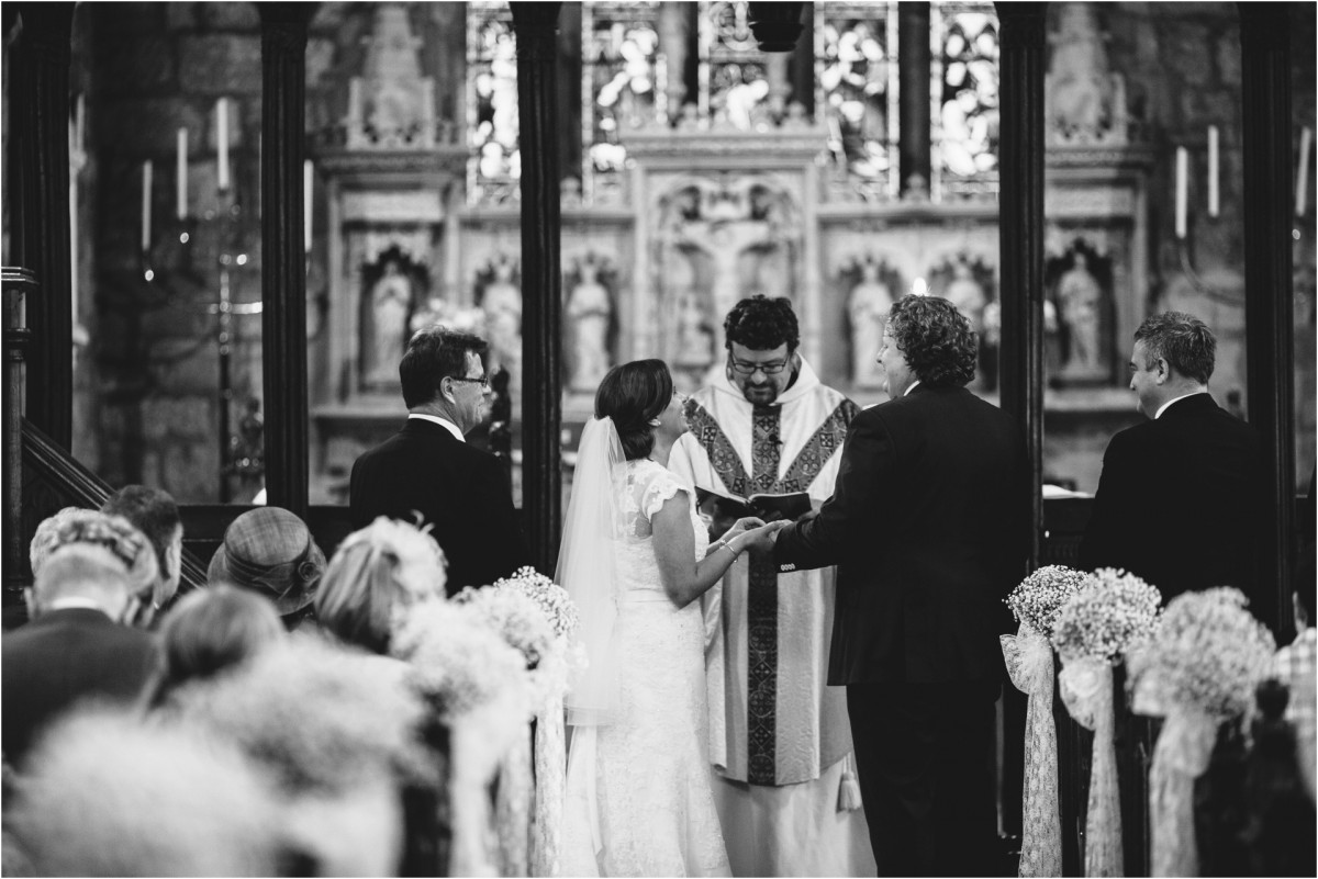 wedding vows, Documentary wedding photographer cheshire
