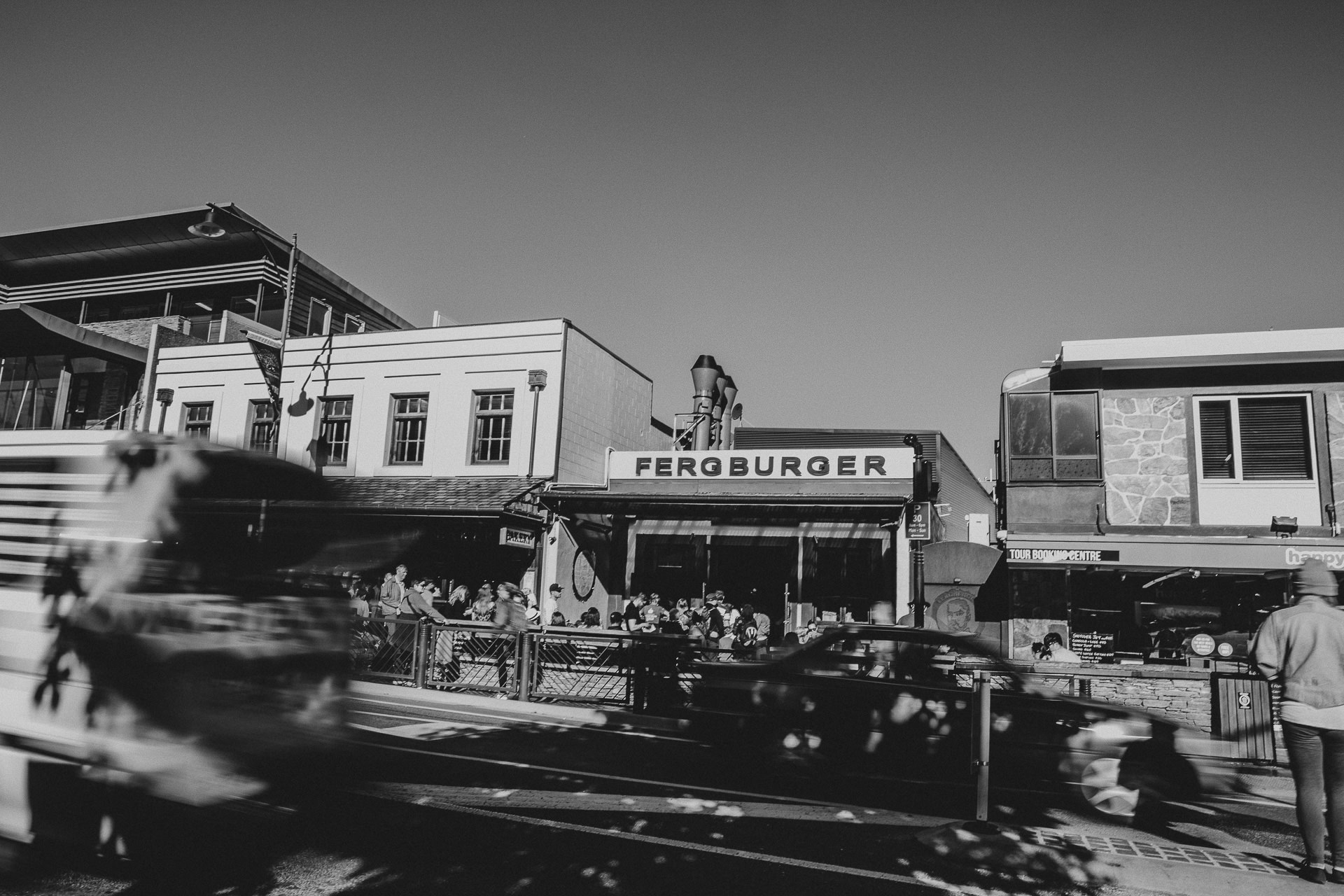 fergburger queenstown