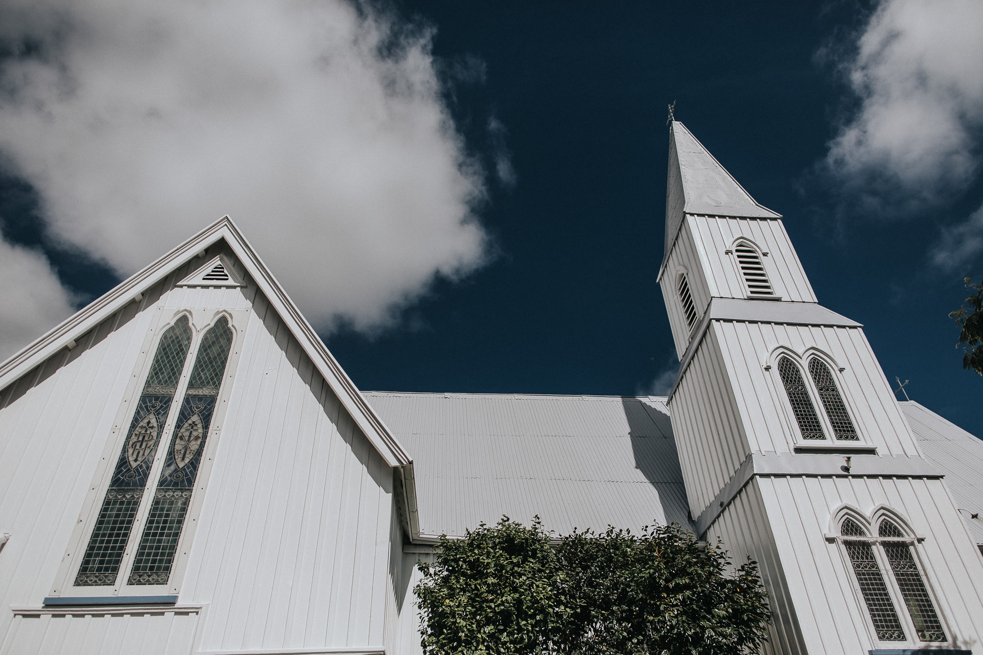 Akaroa church