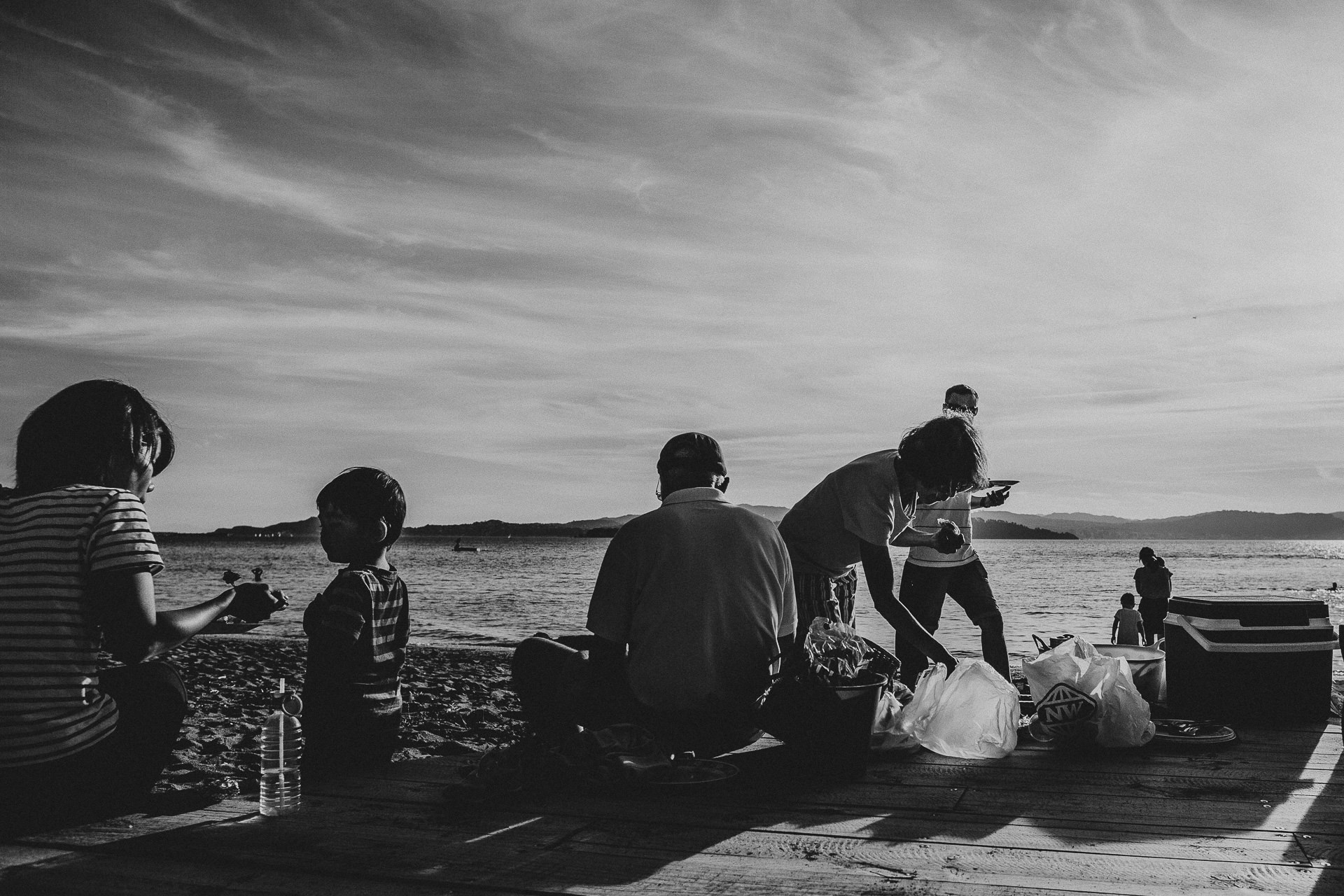 days beach wellington family