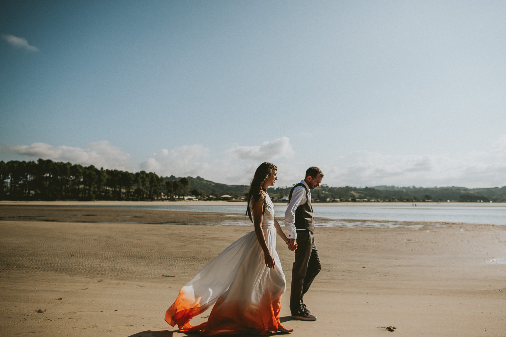 Coromandel New Zealand wedding photography, Coromandel wedding photography, hahei wedding, new zealand wedding photography, destination wedding photographer, ayesha photography, bride and groom, beach wedding