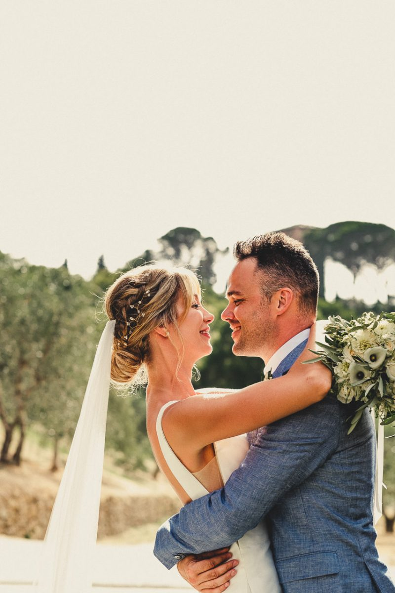 Wedding photographer in Umbria, Agriturismo I Frati Paciano, Italian wedding, Ayesha Photography, Destination wedding photography, Italy wedding photographer, Tuscany wedding photographer, Manchester wedding photographer, bride and groom look at each other