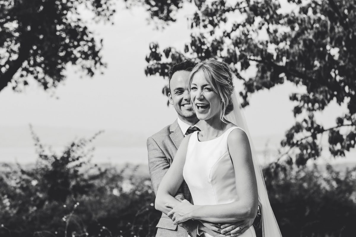 Wedding photographer in Umbria, Agriturismo I Frati Paciano, Italian wedding, Ayesha Photography, Destination wedding photography, Italy wedding photographer, Tuscany wedding photographer, Manchester wedding photographer, bride and groom laughing