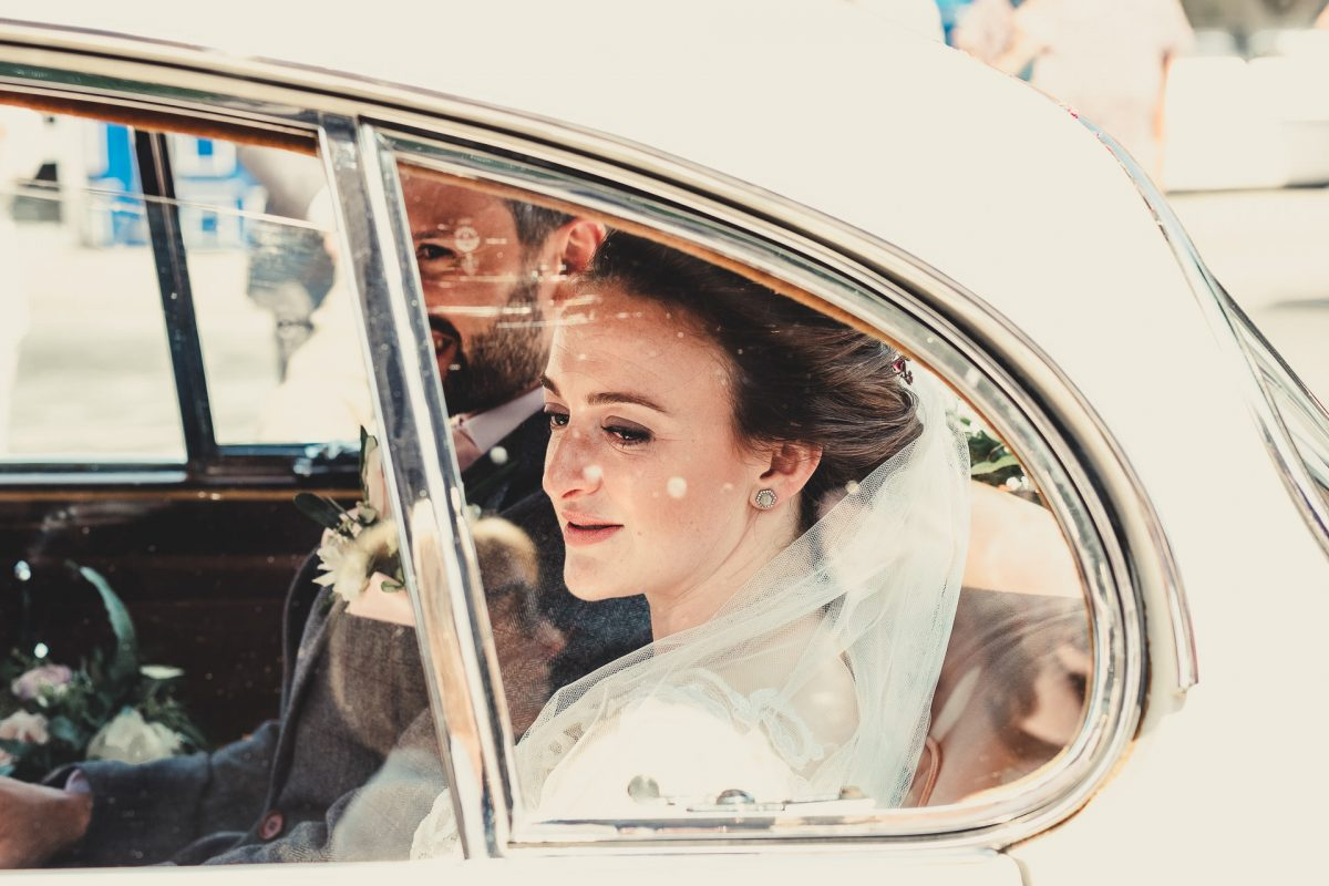 colshaw hall wedding photography, ayesha photography, manchester wedding photographer, manchester wedding photographer, cheshire wedding photographer, cheshire wedding photography, bride inside of the wedding car