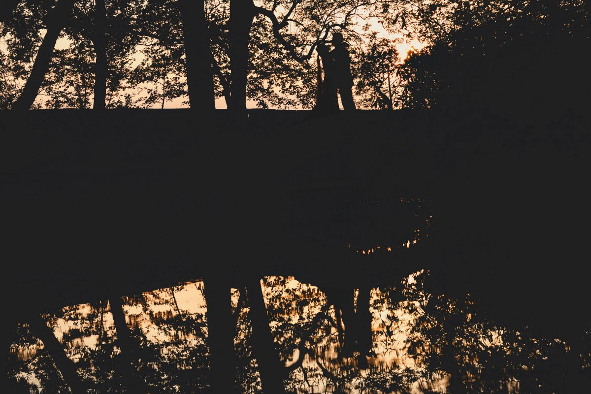 colshaw hall wedding photography, ayesha photography, manchester wedding photographer, manchester wedding photographer, cheshire wedding photographer, cheshire wedding photography, sunset silhouette at colshaw hall