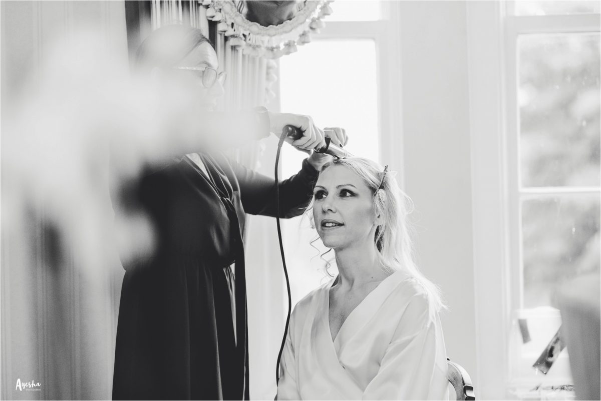 lucknam park wedding photographer, lucknam park wedding photography, lucknam park hotel and spa, lucknam park wedding, cotswolds wedding photographer, cotswolds wedding photography, lucknam spa and hotel wedding photographer, manchester wedding photographer, manchester wedding photography, ayesha photography, autumn wedding, rainy wedding photography, bride gets her hair donw