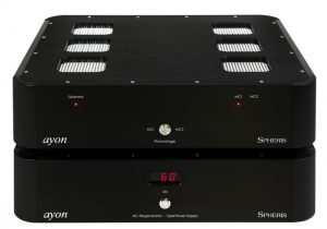 Ayon-Spheris-II-Phonostage-Front