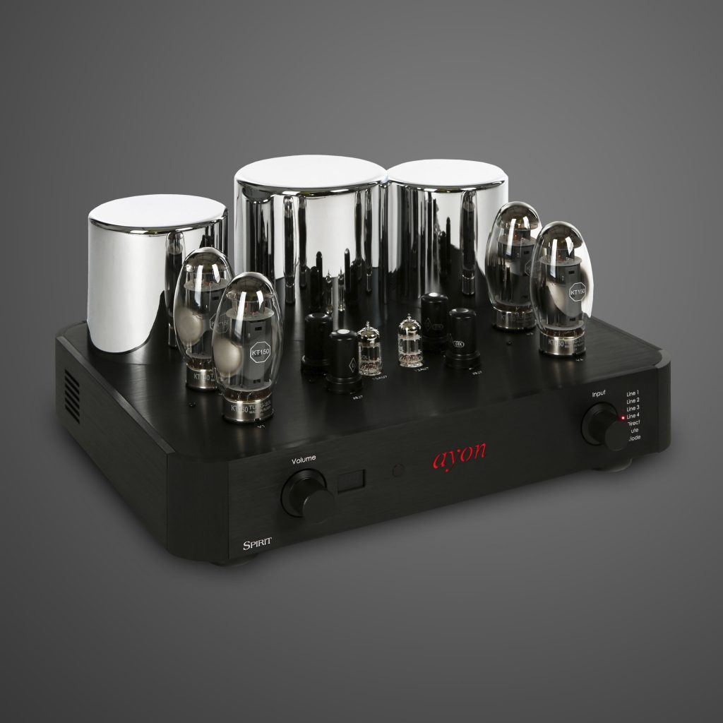 Ayon Audio Spirit III right 2K