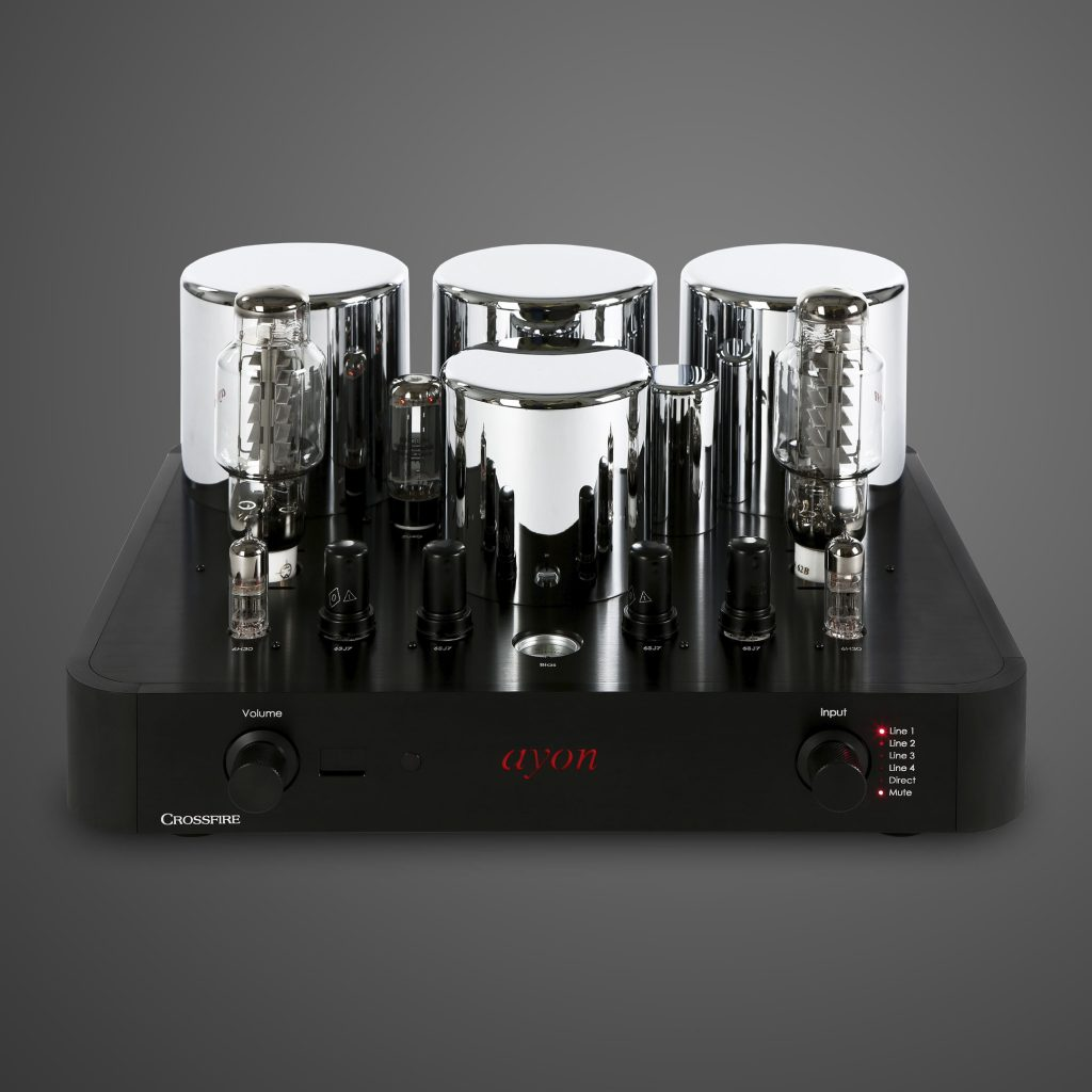 Ayon Audio Crossfire EVO Integrated