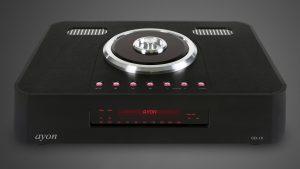 Ayon Audio CD-10 II front 4K