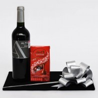 REGALOS CORPORATIVOS- VINO Y CHOCOLATES