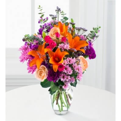 Beauty in Color Bouquet