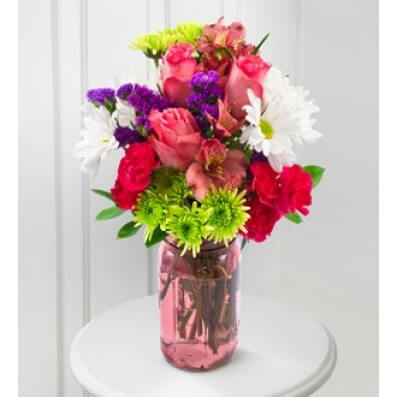 Joyful Pink Bouquet