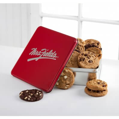 Mrs. Fields® Clásico - Surtido de 12 Galletas