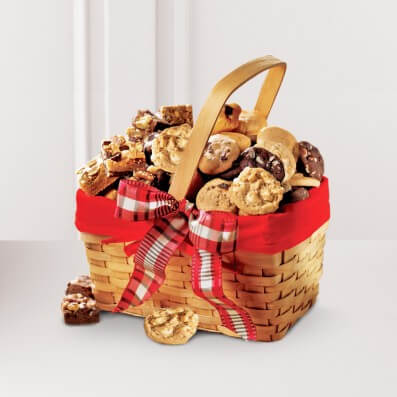 Canasta de Regalo - Mrs. Fields® Snack