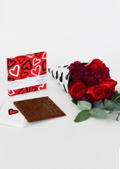 REGALOS A DOMICILIO - ROSAS Y CHOCOLATES- REGALOS ROMANTICOS