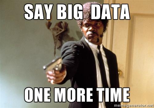 Samuel Jackson Big Data