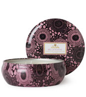 Bella Sucre - 3 Wick Candle in Decorative Tin