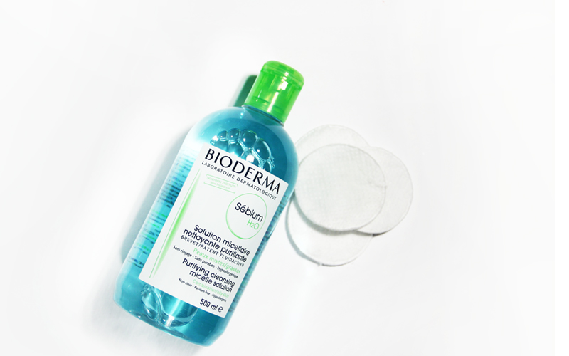 bioderma, b-glowing, ways to use micellar cleansing water, Sébium H2O