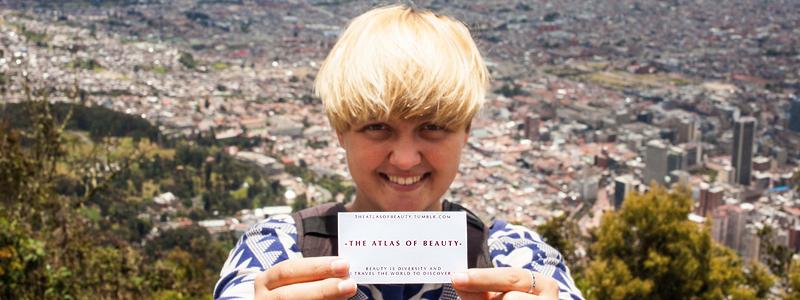 Mihaela Noroc, The Atlas of Beauty