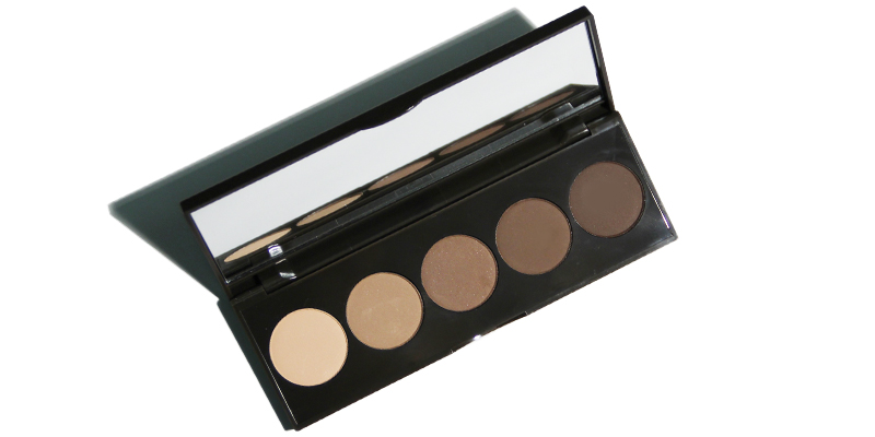 top 5 becca products, becca, b-glowing, Ombre Nudes Eye Palette