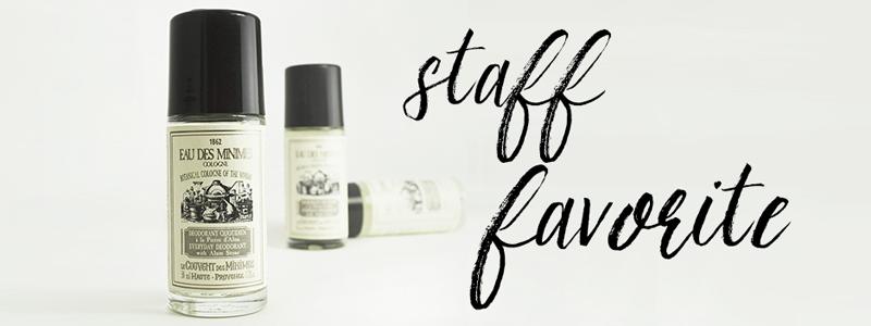 Staff pick le couvent des minimes everyday deodorant b glowing - Le couvent des mimines ...