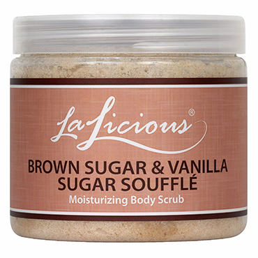 Brown Sugar Vanilla Souffle