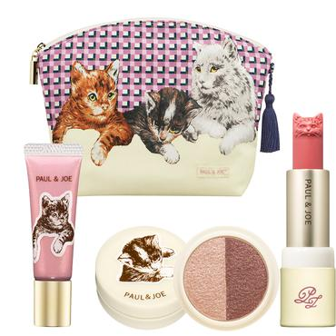 Limited Edition Kitty Eye & Cheek Color Set