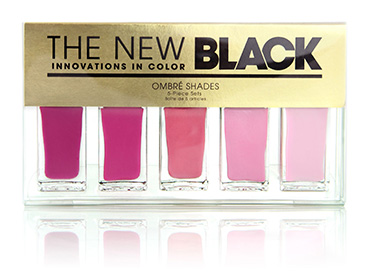 Floyd - Ombré Nail Polish 5-Piece Set