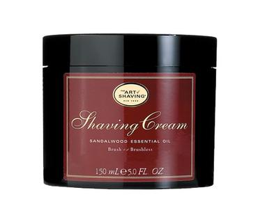 Shaving Cream - Sandalwood