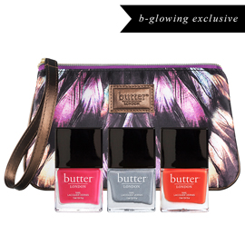 Limited Edition 3pc Bespoke Lacquer Collection - Notting Hill