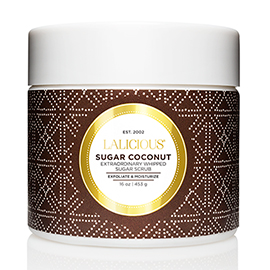 Sugar Coconut Scrub - 16 oz.