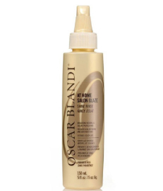 At Home Salon Glaze - Shine Rinse